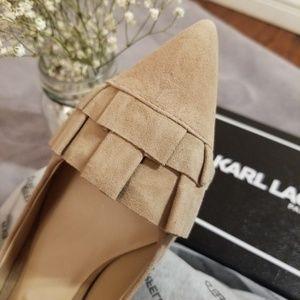 39c356587a Karl Lagerfeld Shoes - 💕 Last One 💕Karl Lagerfeld Larissa Low Pumps